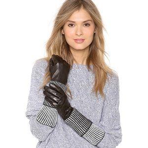 Accessories - Club Monaco leather gloves